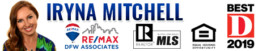 Iryna Mitchell - Frisco, TX Top Producing Realtor at RE/MAX DFW Associates. Call 903-439-5454