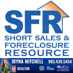 Iryna Mitchell - Top Producing DFW Realtor is Certified Short Sales and Foreclosure Resource Expert