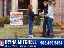 Iryna Mitchell - Top Realtor at REMAX-DFW Associates helping home sellers in Frisco TX and DFW area